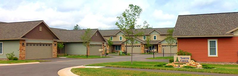 North Creek Executive Town Homes