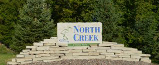 North Creek Homesites for Sale!