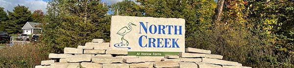 North Creek Homesites for Sale!